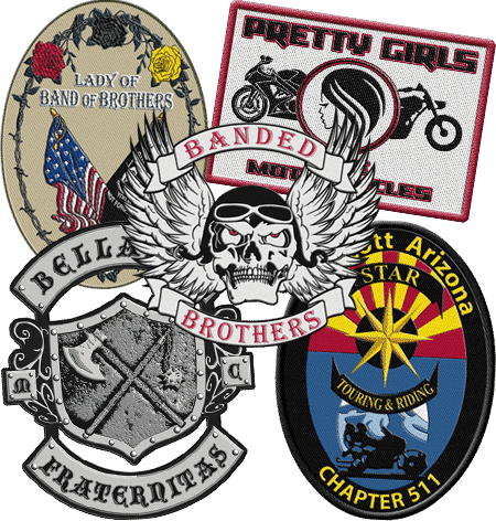 Biker-patches