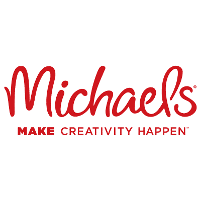 michaels logo red - Custom Patches Home