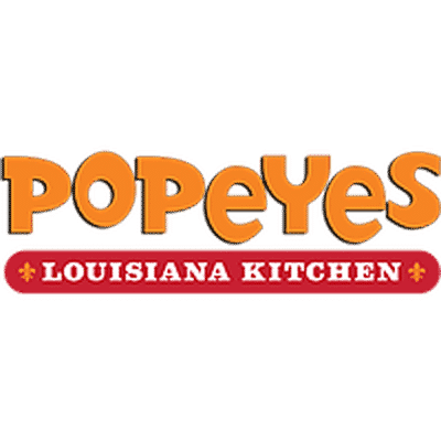 popeyes logo - Custom Patches Home