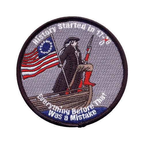26255 - Embroidered Custom Patches Home