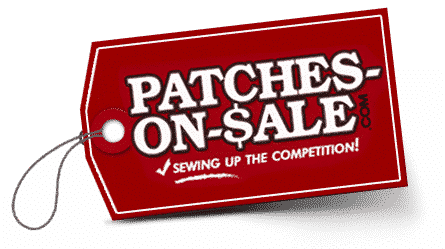 Patches on sale logo - Embroidered Custom Patches Home